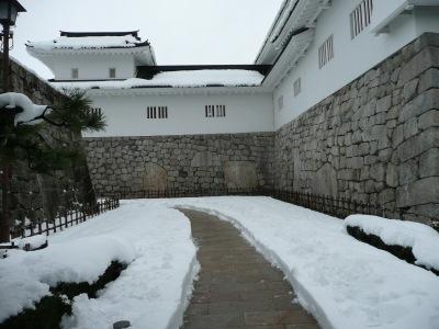 Toyama Castle di Ishigaki
